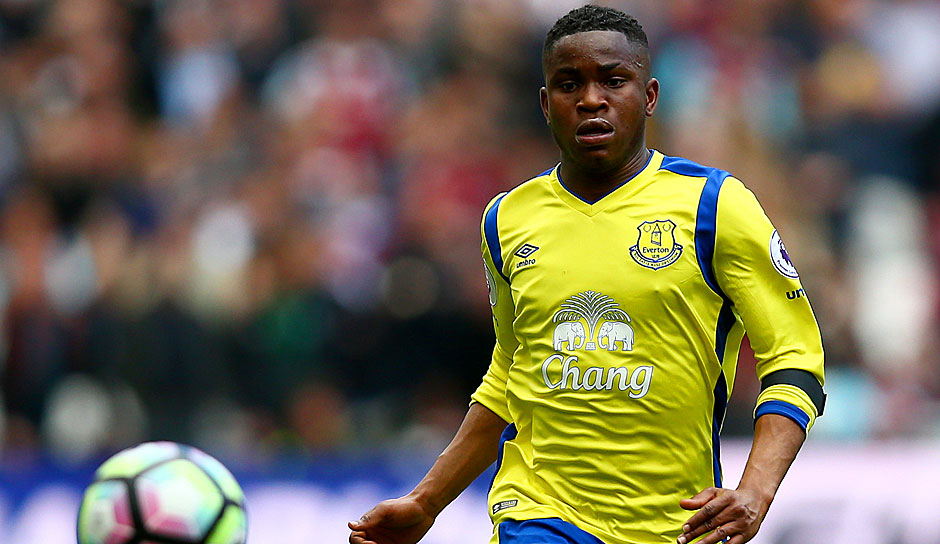 Ademola Lookman (England/FC Everton) - Position: Linksaußen