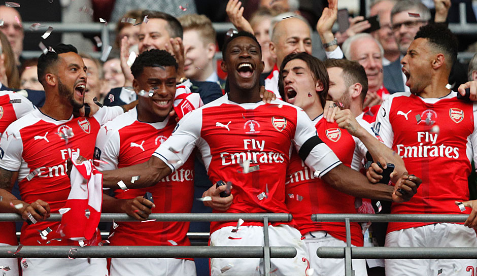 Platz 7: FC Arsenal (Premier League) - 268.30 Millionen Euro