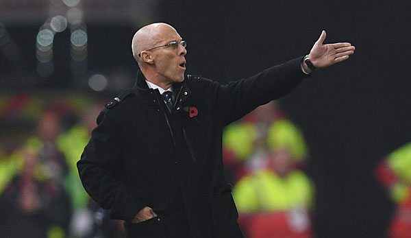 Bob Bradley war zuletzt Coach des Premier League Klubs Swansea City