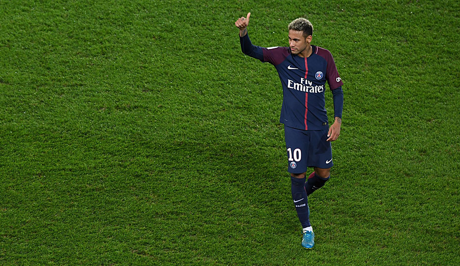 Neymar - FC Barcelona/Paris Saint-German