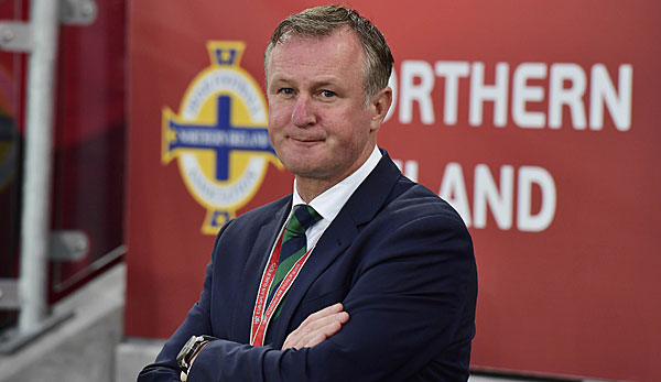 Michael O'Neill ist Nordirlands Nationaltrainer