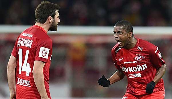 Spartak Moskau Tabelle