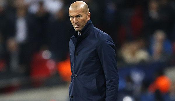 Real nach Pflichtsieg acht Punkte hinter dem FC Barcelona