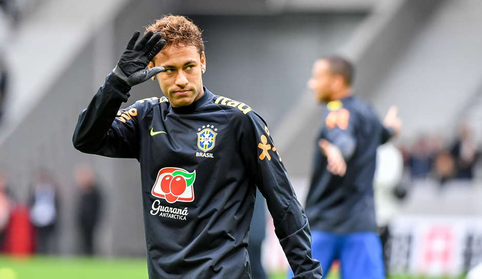 Platz 6: Neymar Jr. - Paris St.-Germain