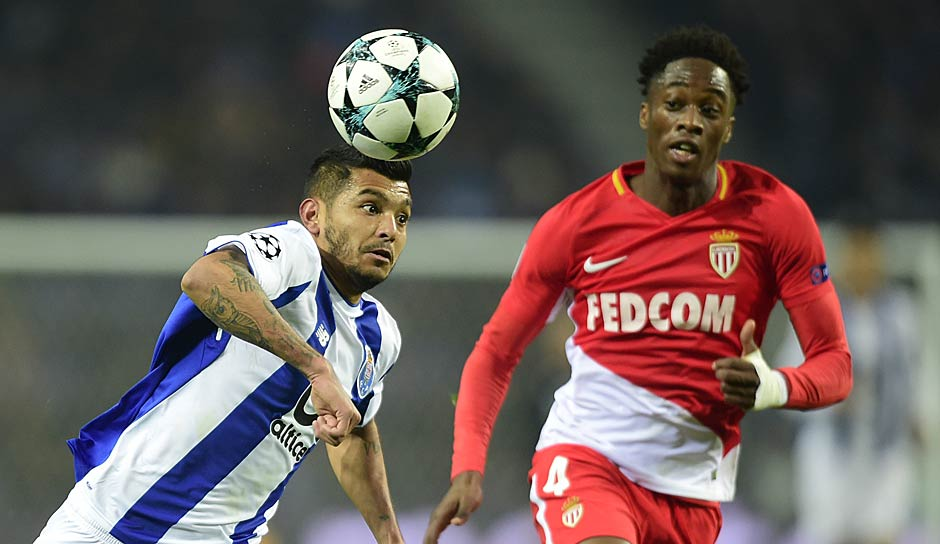 Terence Kongolo: Auf Leihbasis vom AS Monaco zu Huddersfield Town