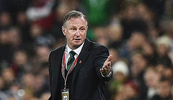 Schottland will Michael O'Neill als Teammanager