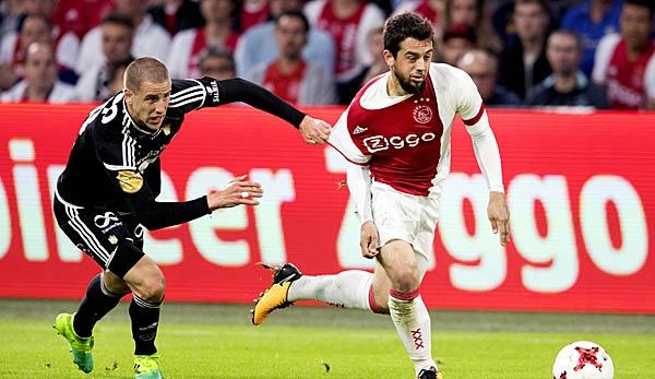Ajax-Profi sorgt für Skandal Jogi-Star verweigert Einwechslung