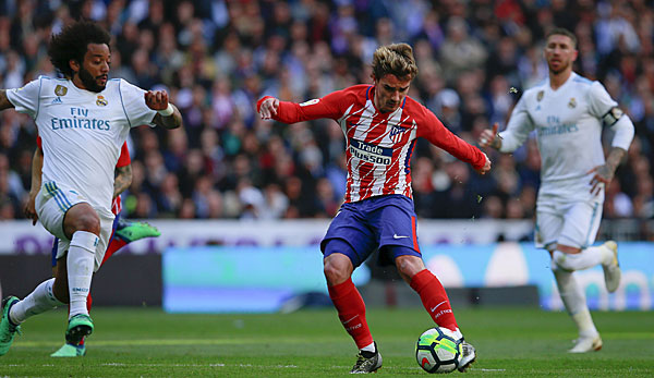 Atletico Madrid Gegen