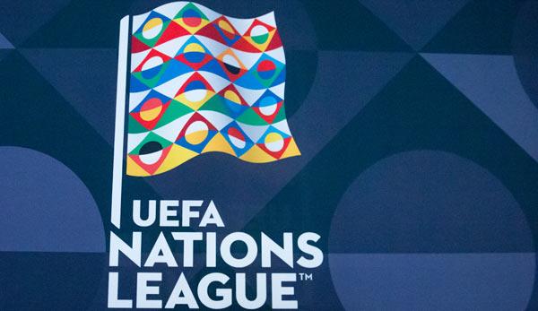 Nations League Gruppen