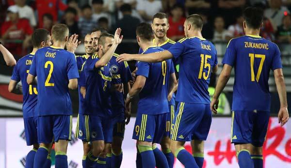 bosnien fußball heute live