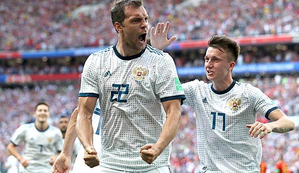 türkei gegen russland fussball