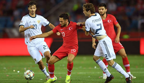 türkei russland fussball