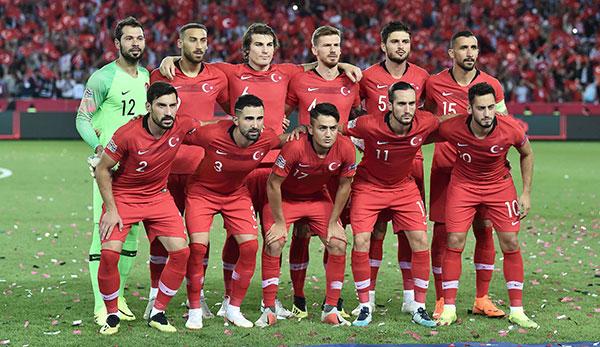 Türkei Nationalmannschaft