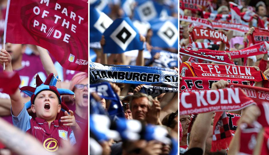 Zuschauerschnitt Europa Ligen
