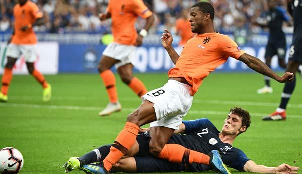 fussball niederlande heute
