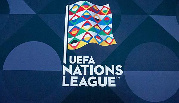 Nations League Tabellen