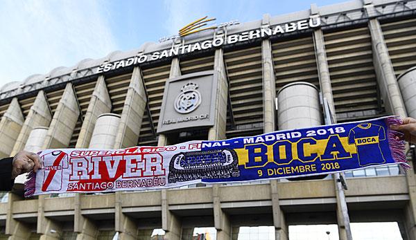 Nach Ausschreitungs-Chaos:Boca Juniors klagen beim Sportgerichtshof