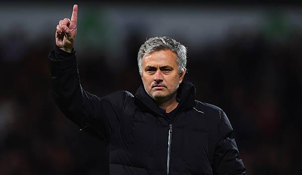 Jose Mourinho über Zukunft nach Manchester United: Zu jung für Ruhestand