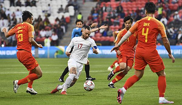 Asien Cup Ergebnisse