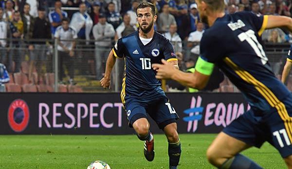 Bosnien Spiel Heute