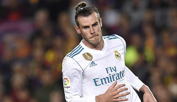 Real Madrids Ex-Präsident: Wechsel wäre für Gareth Bale das Beste