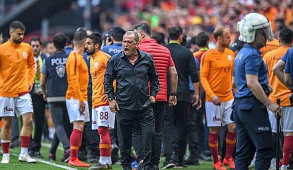 Galatasaray zum 22. Mal türkischer Meister