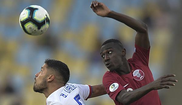 Copa America 2019: Deshalb spielen Katar und Japan mit