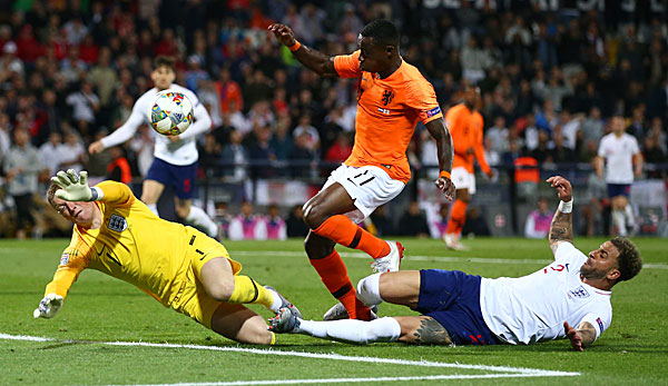 Niederlande Vs England