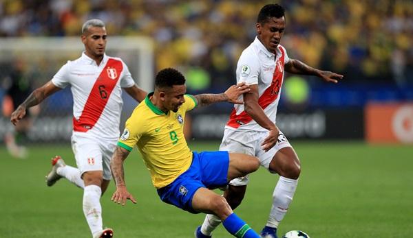 Brasilien Gegen Peru