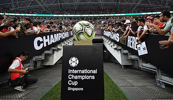 International Champions Cup 2019: Spielplan, Modus, Livestreams und TV-Übertragungen zum ICC 2019