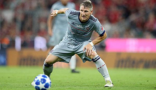 MLS: Neue Heimat für Schweinsteiger? Weg für Chicago ins Soldier Field frei