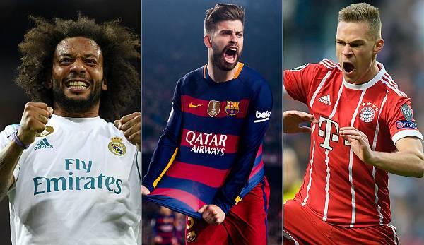 Diashow: Die torgefährlichsten Verteidiger der Champions League in den letzten 10 Jahren