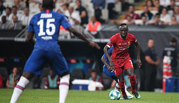 Liverpool Gegen Chelsea