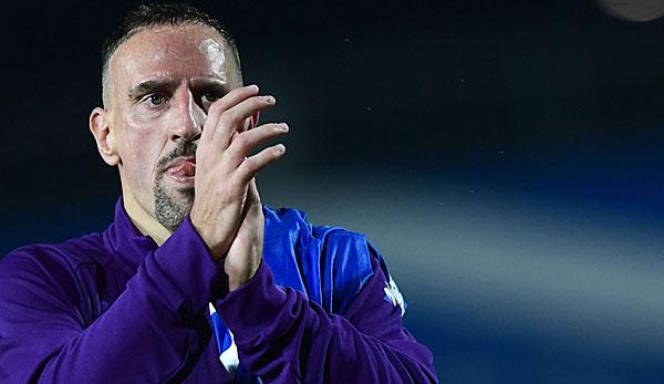 Olympiakos Piräus bemühte sich um Ex-Bayern-Star Franck Ribery