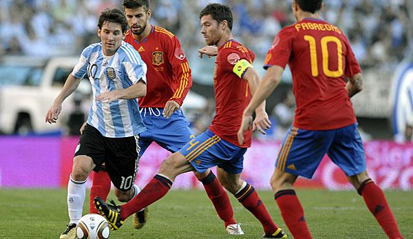 Lionel Messi verrät: Das war die beste Mannschaft, gegen die ich je spielte