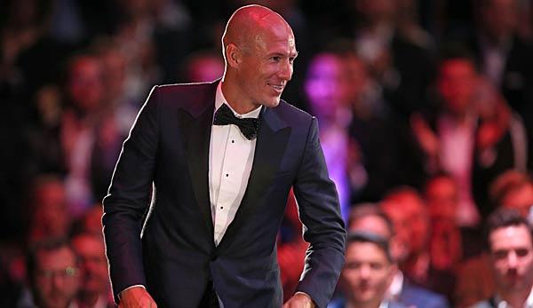 """Arjen Robben verrät: Rückkehr zur PSV Eindhoven war """"definitiv"""" eine Option"""