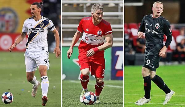 Diashow: MLS-Trikotverkäufe: Diese Jerseys wurden 2019 am häufigsten verkauft