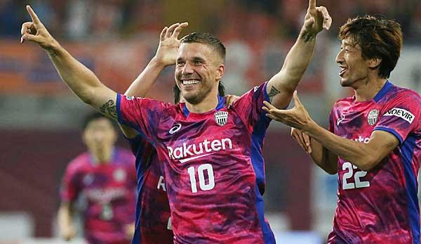 Lukas Podolsi strebt offenbar Wechsel von Vissel Kobe nach Polen zu Gornik Zabrze an