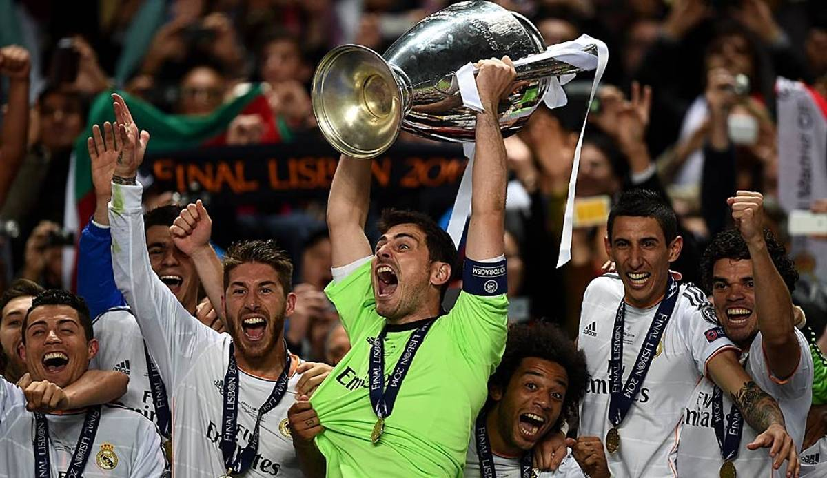 Iker Casillas: Torwart-Legende gibt Karriereende bekannt