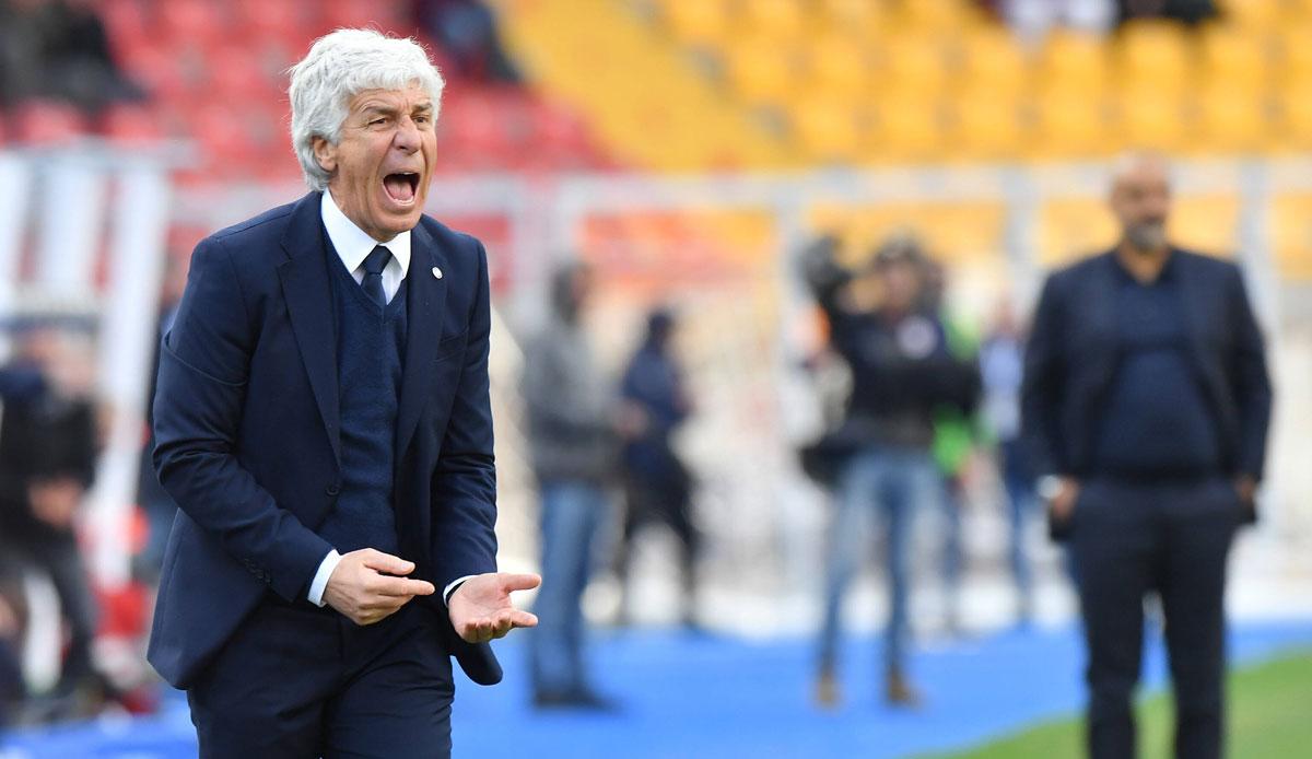 Atalanta-Coach Gasperini weist Kritik aus Valencia zurück: Beleidigende Polemik
