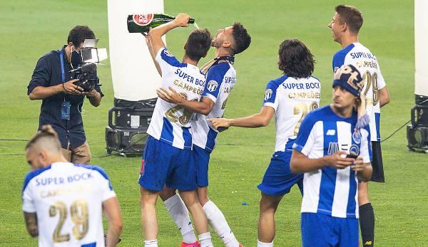 Portugiesischer Fußball Meister