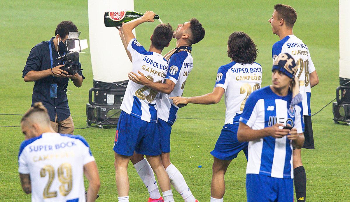 Portugiesischer Meister 2021