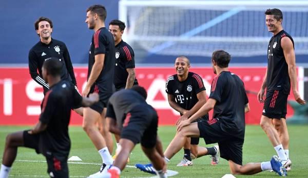Fußballspiel Bayern Heute