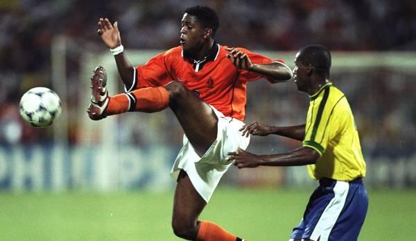 PATRICK KLUIVERT: Sein Stern ging vor allem bei Barca (1998 - 2004) auf, danach noch unter anderem bei Newcastle, Valencia und der PSV aktiv. Mittlerweile ist der Mann aus der Ajax-Jugend für den Nachwuchs von Barcelona verantwortlich.