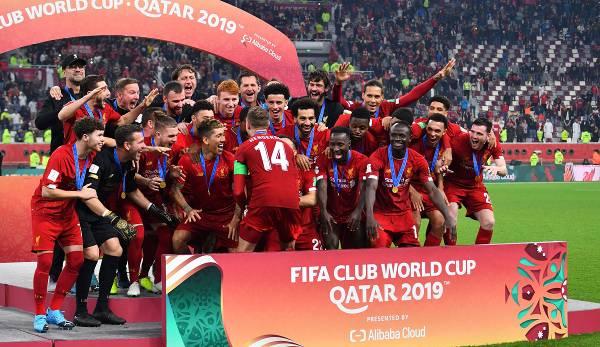 Klub Weltmeisterschaft 2021