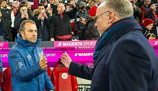 Rummenigge, FLick, FC Bayern