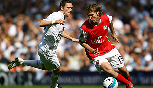 Alex Hleb, Arsenal