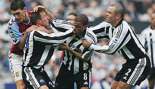 Lee Bowyer, Keiron Dyer