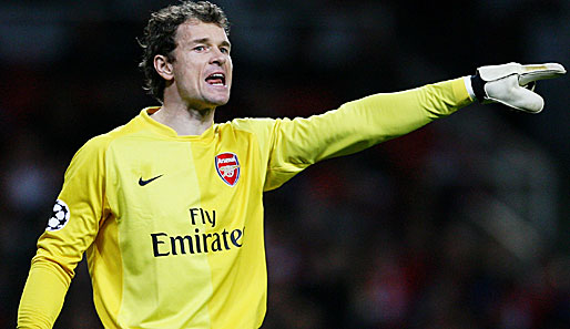 Jens Lehmann, Arsenal London