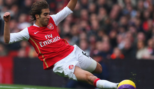 fußball, premier league, flamini, arsenal